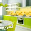 Mẫu kính ốp bếp 3D in tranh trái cây TOP-018